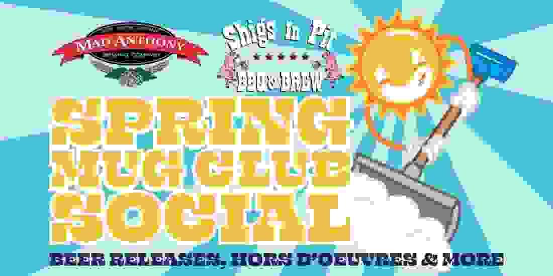 Spring Mug Club Social Event Image