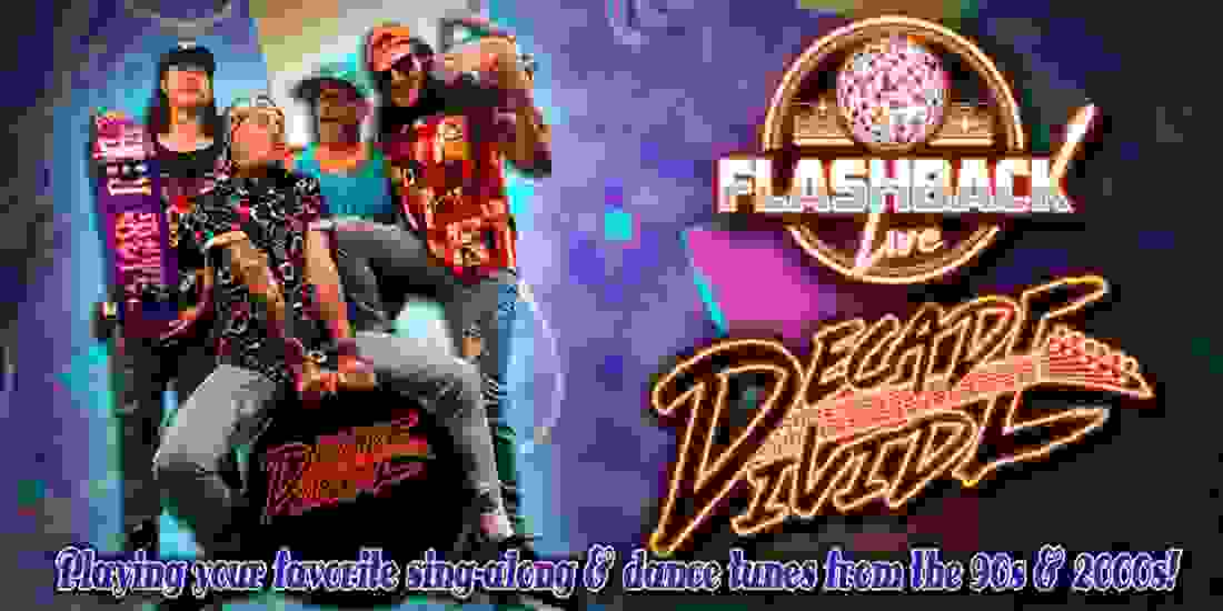 Decade Divide: 90s & 2000s Party At Flashback Live!