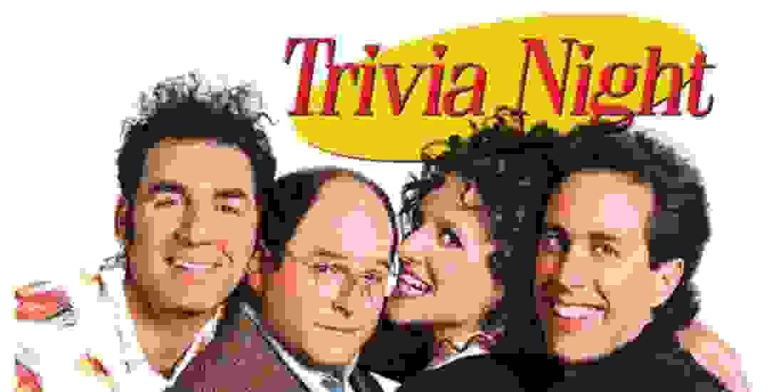 Seinfeld Trivia Night Event Image