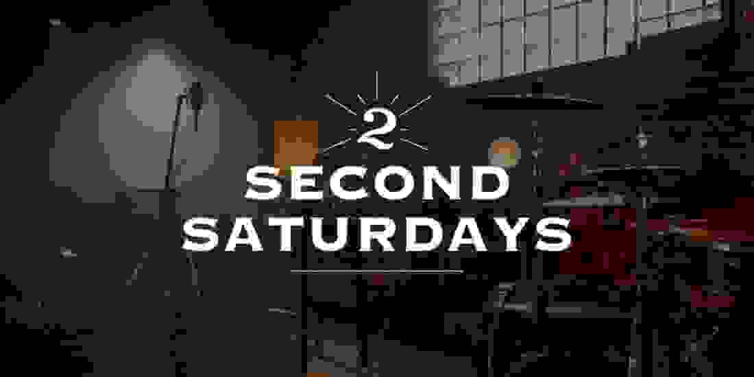 Second Saturdays - with The Paper Heart Event Image