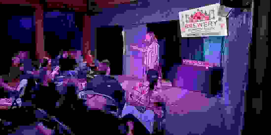 The BREWERY COMEDY TOUR at TRUBBLE Event Image