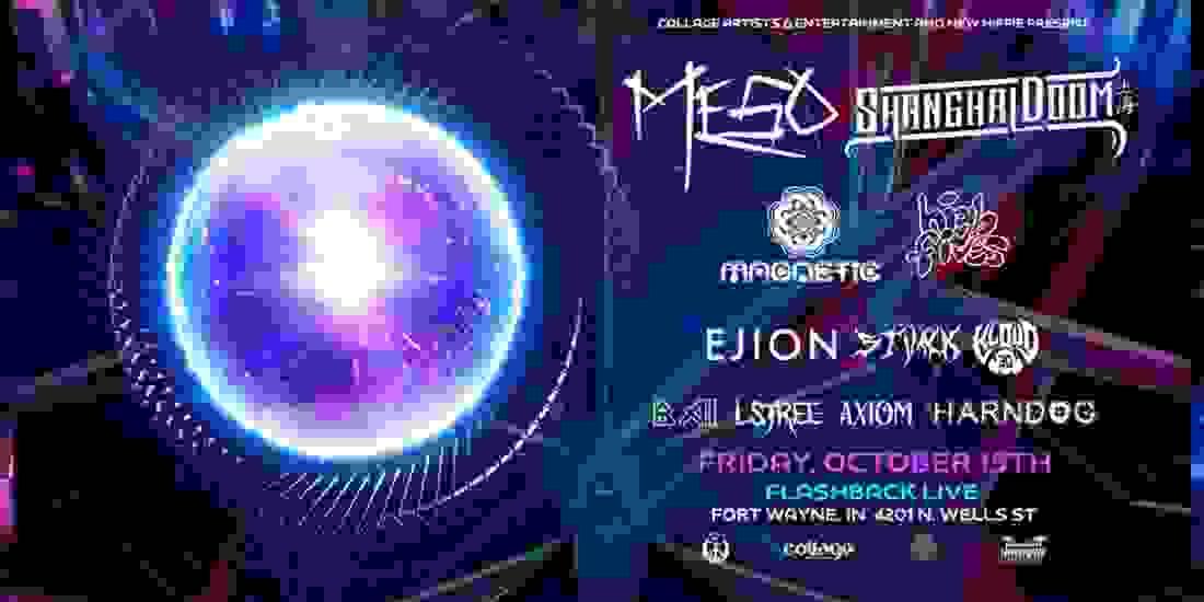 MeSo & Shanghai Doom at Flashback Live Event Image