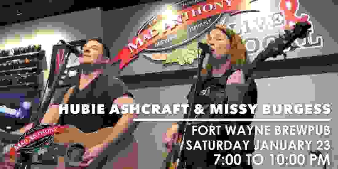 Hubie Ashcraft & Missy Burgess
