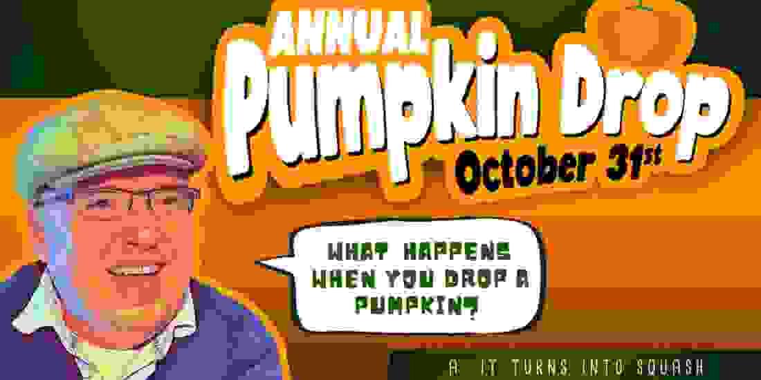 Annual Pumpkin Drop & Costume Contest Event Image