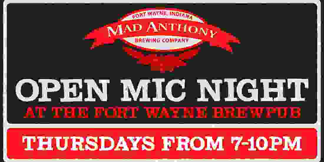 Open Mic Night hosted by Mike Conley Event Image