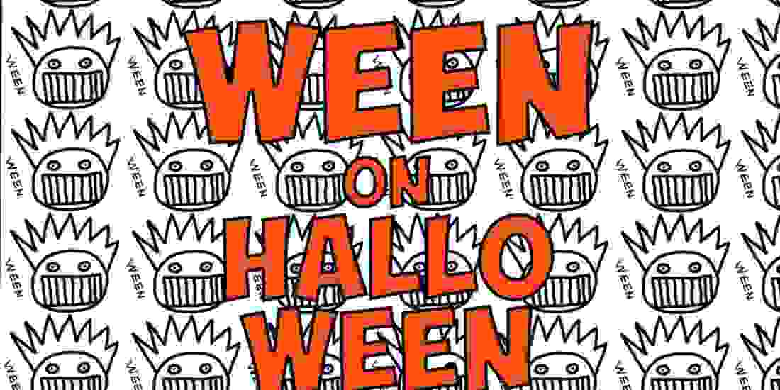 A Tribute To Ween On Halloween