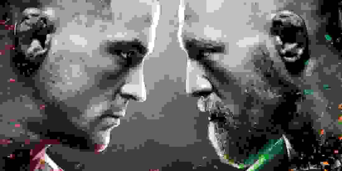 UFC 257 - Poirier VS McGregor 2