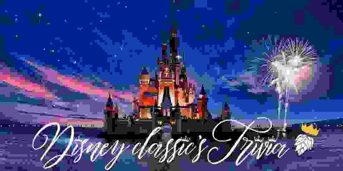 Disney Classics Trivia Night Event Image