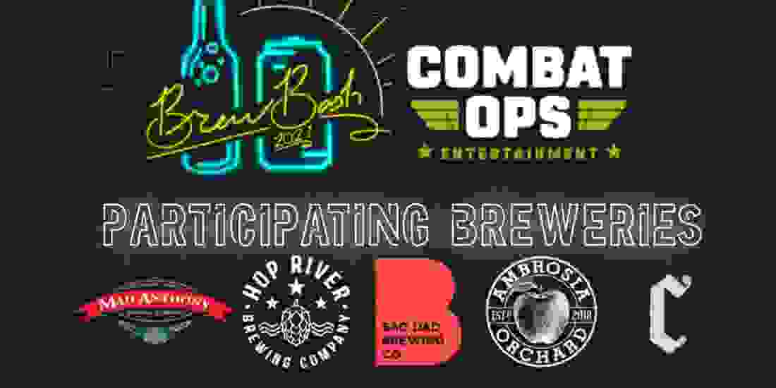 Brew Bash At Combat Ops Entertainment