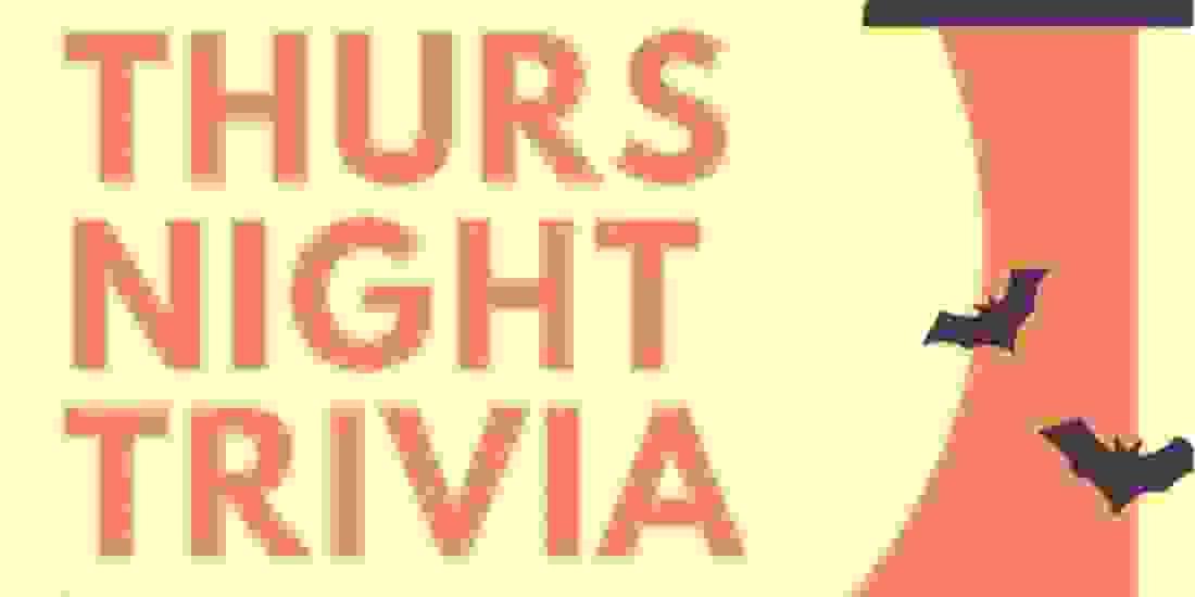 Thursday Night Trivia Event Image