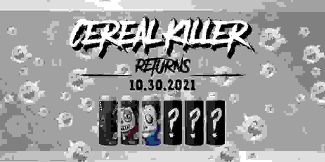 Cereal Killer Release