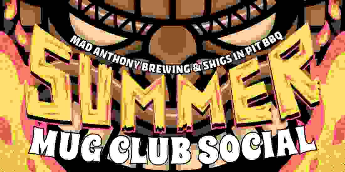 Summer Mug Club Social Event Image
