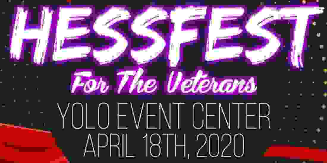 HESSFEST 2020 For The Veterans Event Image