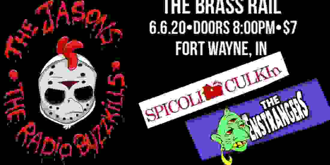 The Jasons and The Radio Buzzkills come to Ft.Wayne! Event Image