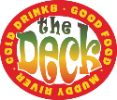The Deck at the Gas House Logo