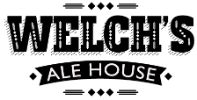 Welch's Ale House Logo